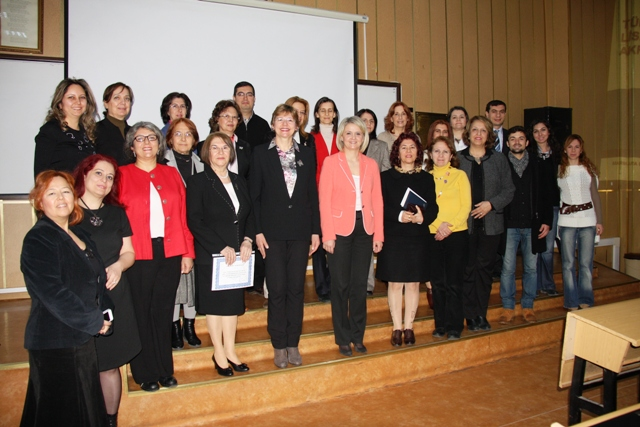 M.U. Faculty of Pharmacy was accredited by ECZAK