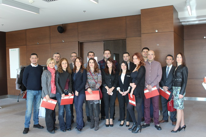 Leader CFOs of the Future  Were Presented  Their Certificates