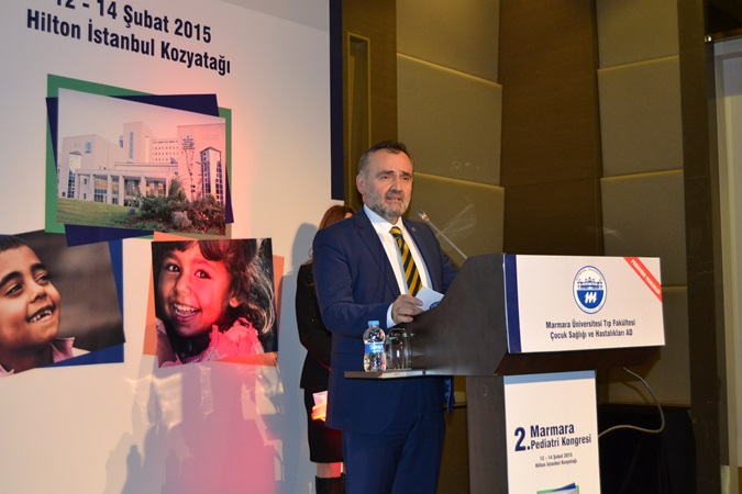Marmara University's  2. Congress of Pediatric  Was Held