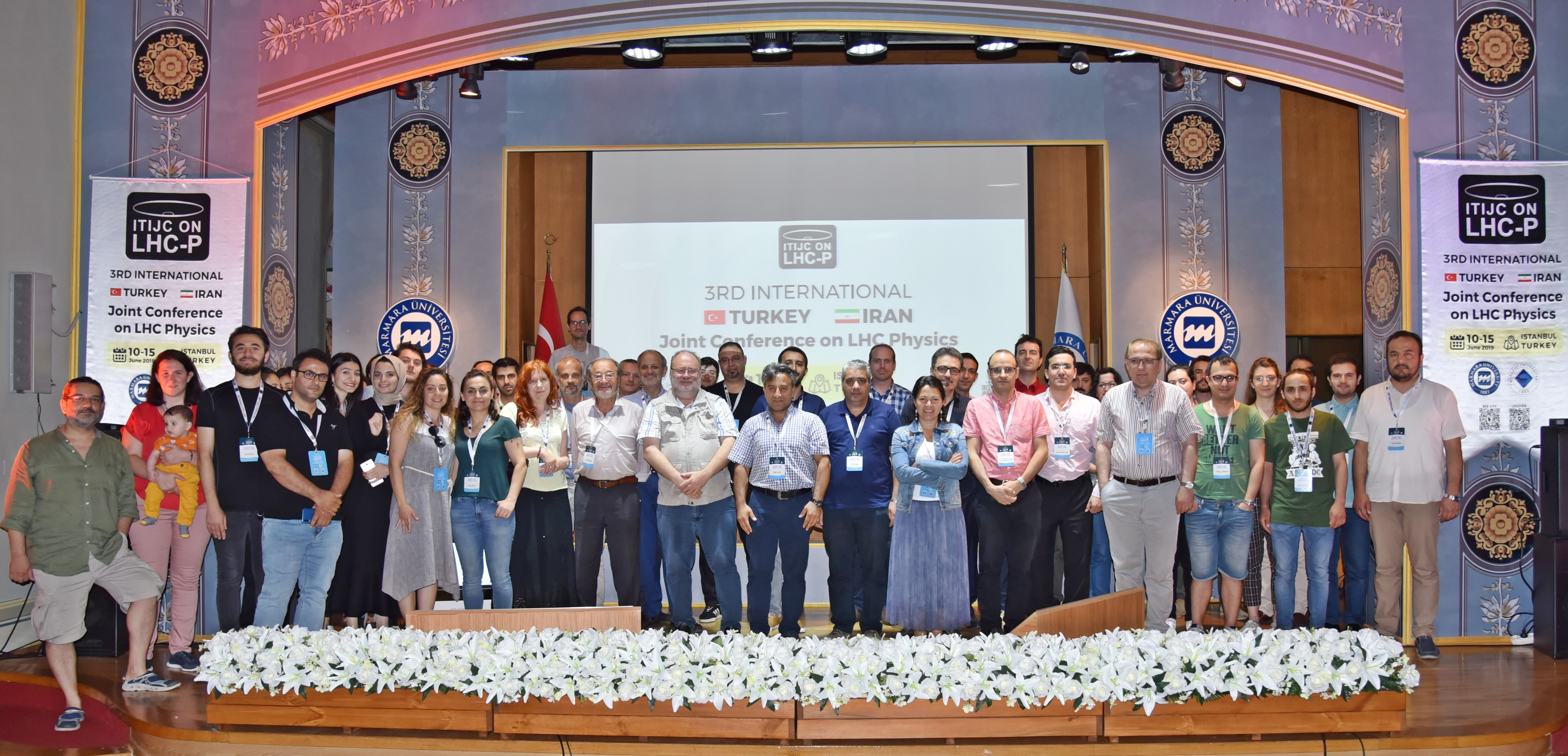 3rd International Turkey Iran Joint Conference on LHC Physics