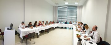 Expanded Coordination Meeting Was Held in Faculty of Medicine