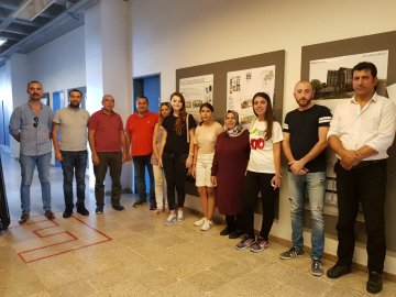 Martyr Kübra Doganay's Family Was Hosted by Our University