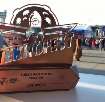 Faculty of Technology Teknofest Added A New Achievement to Its Success in the Teknofest 2019