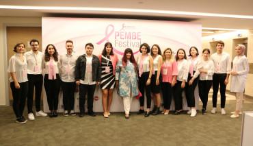 Genç İnovatif Sağlıkçılar Kulübü (GİSK) Pembe Festival'de