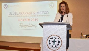 Uluslararası 5. Marmara Eczacılık Fakültesi Öğrenci Kongresi Yapıldı