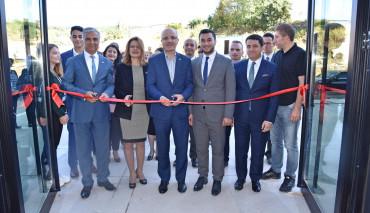 Eczacılık Fakültesi'nin Yeni Bina Açılış Töreni