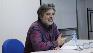Sosyoloji Topluluğu Kulübü Prof. Dr. Ferhat Kentel'i Ağırladı
