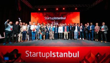 """Marmara Üniversitesi """"StartupIstanbul'da"""" Temsil Edildi"""