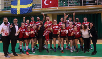 Our National Team Became the Champion of the Qualification Tournament for the  European Korfball Championship