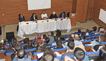 Prof.Dr.  Ünsal Oskay Was Commemorated with A Panel Organized On His Behalf