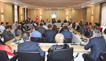 Azerbaijani Ambassador to Ankara Hazar Ibrahim Spoke About His Country's Foreign Policy