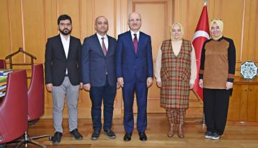 Marmara Üniversitesi İle Kadıköy Ahmet Sani Gezici Kız Anadolu İmam Hatip Lisesi Arasında Protokol İmzalandı