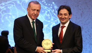 2019 yılı TÜSEB Aziz Sancar Ödülü