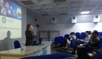 TÜBİTAK- 2244 Industrial Ph.D. Program Process Seminar Was Held