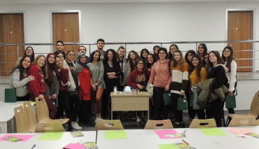 Eczacılık Fakültesi Öğrenci Kulübü MUPSA Anti-Stres Günü Etkinliğini Düzenledi