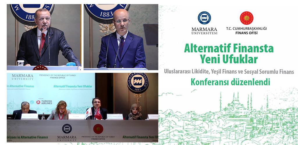 Alternatif Finansta Yeni Ufuklar Konferansı Gerçekleşti