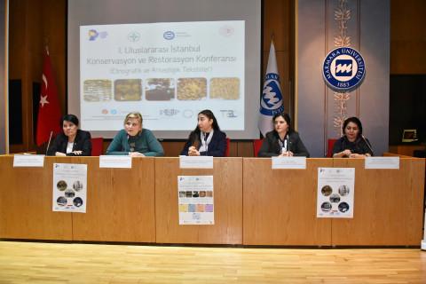 Birinci Uluslararası İstanbul Konservasyon ve Restorasyon Konferansı Yapıldı