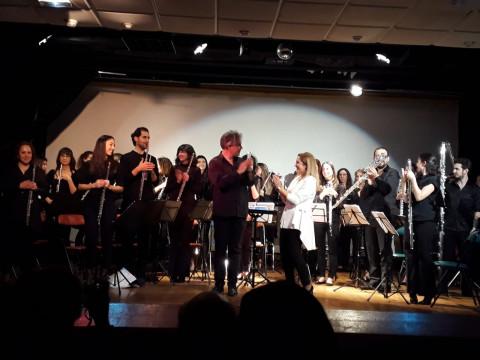 Marmara Flüt Orkestrası Fransa'da Konser Düzenledi