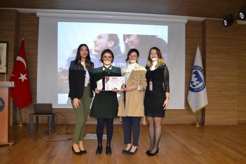 Eczacılık Fakültesi Öğrenci Kulübü MUPSA'nın 3. KariyeRx Etkinliği