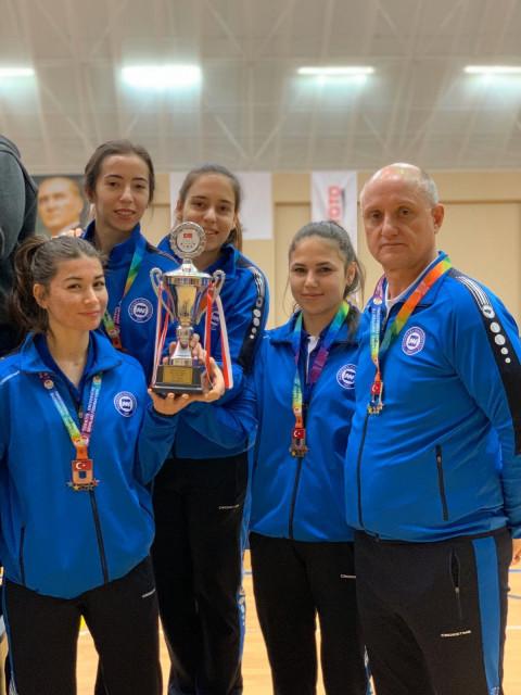 Marmara Üniversitesi Erkek ve Kadın Masa Tenisi Takımının Büyük Başarısı