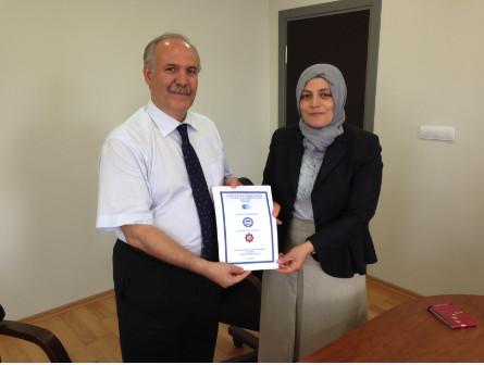"""Marmara Üniversitesi- KOSGEB Teknoloji Geliştirme Merkezi """"TEKMER"""" Kuruldu."""