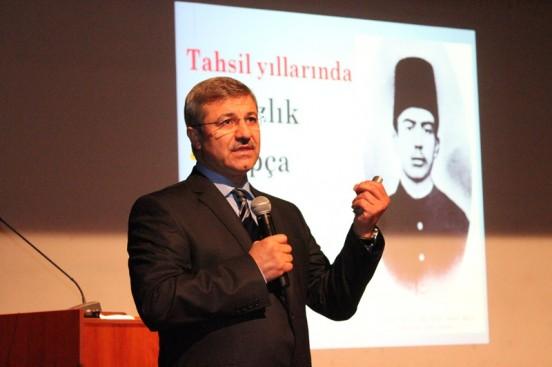 """Marmara'da """"Mehmet Akif"""" günü"""