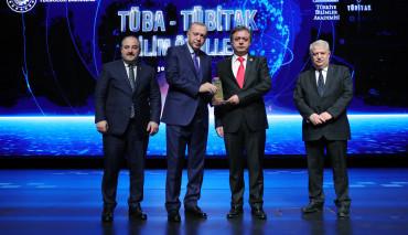 TÜBA-TESEP 2019 Ödülü