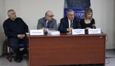 Prof. Dr. Ahmet Haluk Dursun Özlemle Anıldı