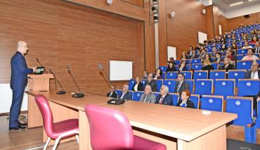 Hukuk Fakültesi 2019-2020 Akademik Kurul Toplantısı Düzenlendi