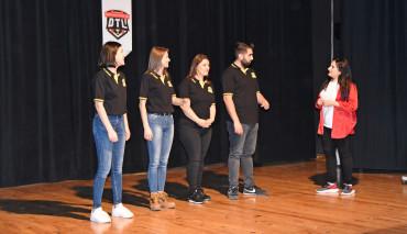 9. Köy Sanat Kulübü, Doğaçlama Tiyatro Ligi'ni Ağırladı