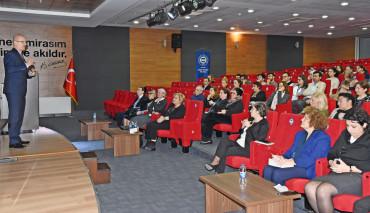 Sağlık Bilimleri Fakültesi 2019-2020 Akademik Kurul Toplantısı Düzenlendi