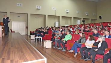 Spor Bilimleri Fakültesi 2019-2020 Akademik Kurul Toplantısı Düzenlendi