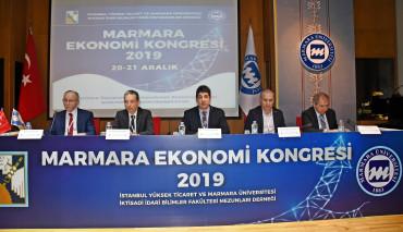 Marmara Ekonomi Kongresi 2019 Düzenlendi