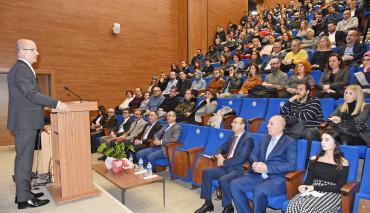 İletişim Fakültesi 2019-2020 Akademik Kurul Toplantısı Düzenlendi