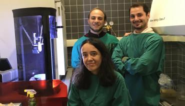 Nanoteknoloji ve Biyomalzemeler Uygulama ve Araştırma Merkezi'nde Biyouyumlu Yapay Kornea Üretme Çalışmaları Devam Ediyor