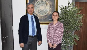 Genel Sekreterimiz Murat Arısal'dan Personelimize Teşekkür