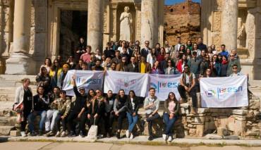 Marmara Üniversitesi Erasmus ile Gelen Öğrenci Sırasında Zirvede