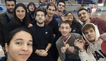 Marmara Üniversitesi Makine Mühendisliği Kulübü Masa Tenisi Turnuvası Düzenledi