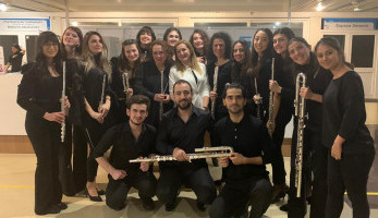Marmara Flute Orchestra On The International Stage