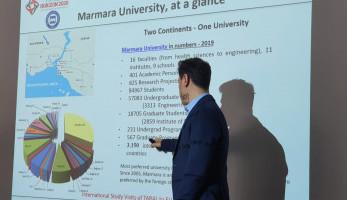 "Assoc. Prof. Müjdat Soytürk Attended the ""Turkey in Horizon 2020 Phase II"" Meetings"