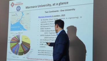 """Doç. Dr. Müjdat Soytürk, """"Turkey in Horizon 2020 Phase II"""" Toplantılarına Katıldı"""