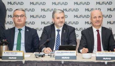 Marmara Üniversitesi ile MÜSİAD arasında İş Birliği Protokolü imzalandı