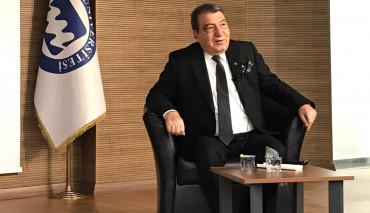 Marmara Üniversitesi Akademik Gelişim Birimi İş İnsanı Ecz. Berat Beran'ı Ağırladı