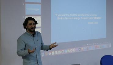 """Marmara Üniversitesi """"Innovation Talks"""" Serisinin İlki Gerçekleştirildi"""