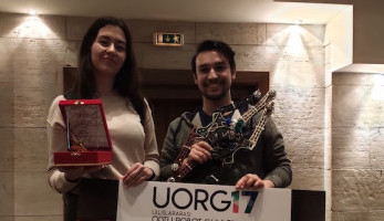 """Marmara University's Students Received Degree in the """"International Robot Days"""""""
