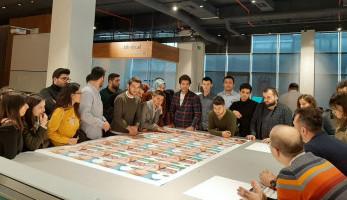 "Marmara University Printing Technologies Club Made a Technical Trip to ""Fujifilm Technology Center"""