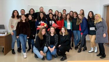 Eczacılık Fakültesi Öğrenci Kulübü MUPSA'dan Twinnet Projesi-2020