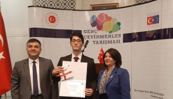 Third Prize in the EU Young Translators' Contest