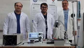 Technology Faculty's R&D Team Developed Portable Respiratory Machine