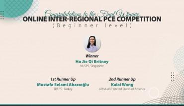 Eczacılık Fakültesi Öğrencimiz Mustafa Selami Abacıoğlu Uluslararası Eczacılık Öğrencileri Birliği Hasta Bilgilendirme Yarışması'nda (IPSF-PCE) Dünya İkincisi Oldu